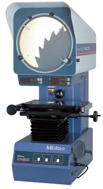 Projektory pomiarowe (optyczne)